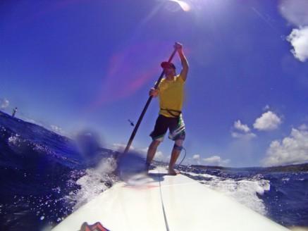 Olukai Stand Up Paddle Race