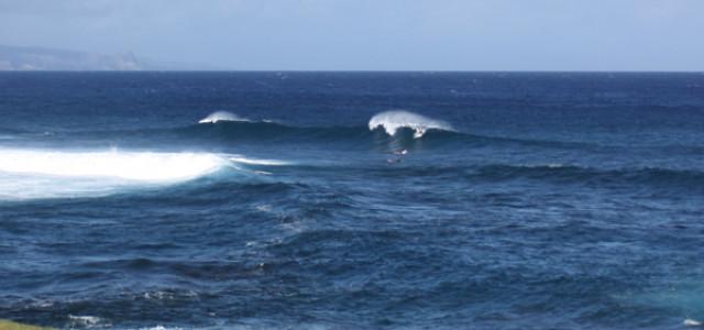 Von Honolua Bay nach Hookipa