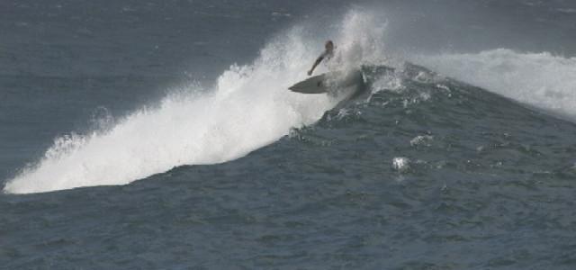 SUP Surf mit Sonni Hoenscheid und Loch Eggers
