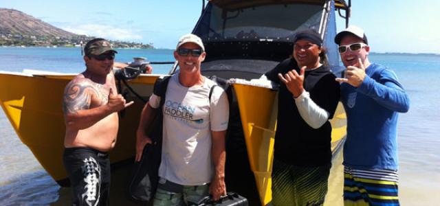 Enjoy you glide – in the Hawaiian Waters