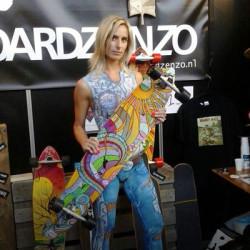 JUCKER HAWAII Longboard Fashion