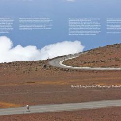 JUCKER HAWAII story in the 40inch Longboard Magazin