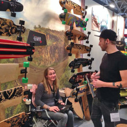 Spreading the ALOHA at the ISPO 2014
