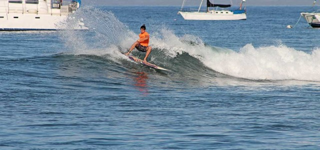 Stand Up Paddle Surfing Contest Lahaina Harbor