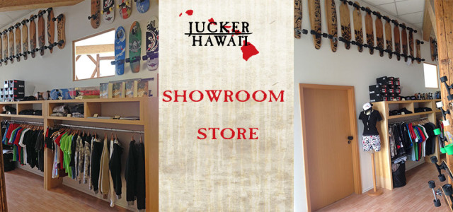 JUCKER HAWAII Showroom – Flagshipstore