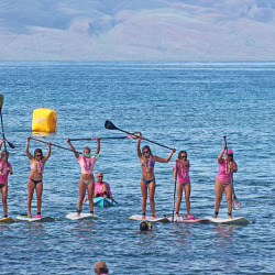 Paddle for the Cure on Maui