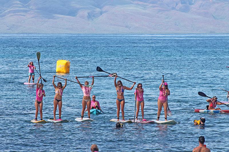 girls-paddle-event-maui-2014