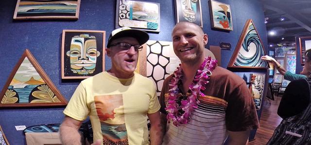 JUCKER HAWAII to team up with Erik Abel