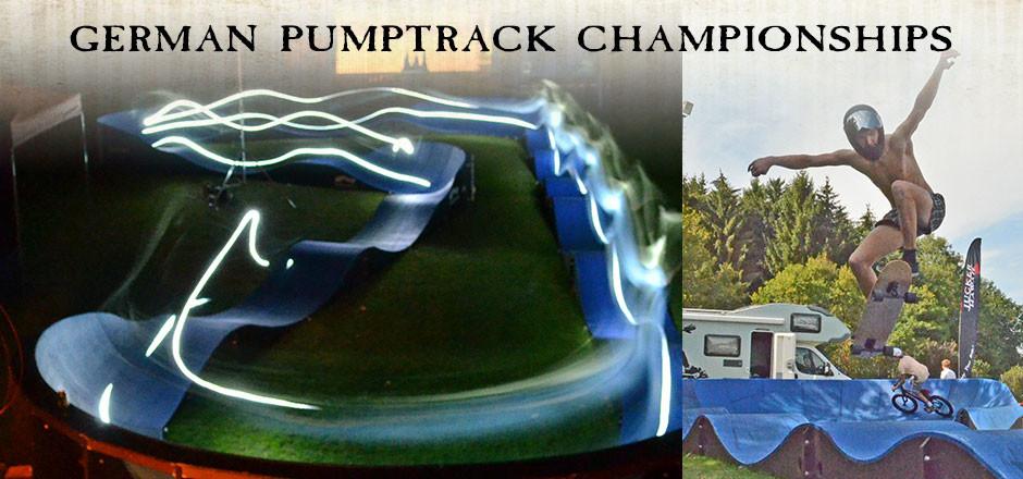 JUCKER HAWAII Team Rider German Pumptrack Champion